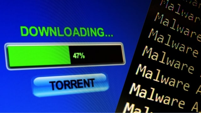 torrenting och hacking